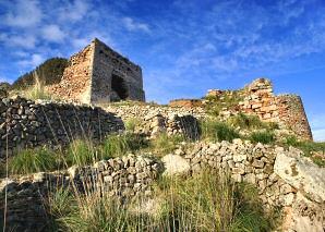 Santa Àgueda Castle