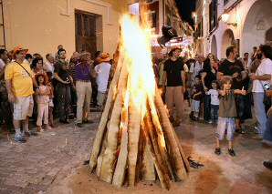 Sant Joan festivities in Ciutadella