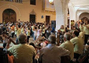 Sant Joan festivities in Ciutadella