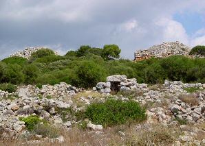 Poblat talaiòtic de Torre d'en Galmés