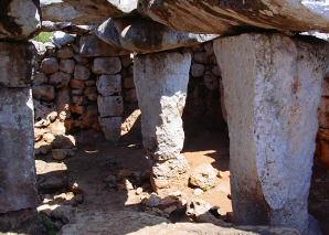 Poblado talayótico de Torre d'en Galmés