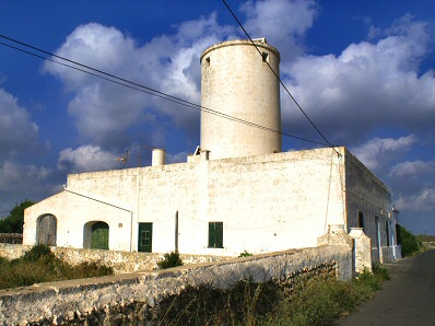 Windmill of Sant Climent